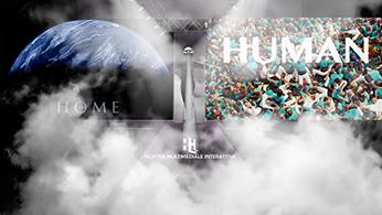 Trailer Home&Human Mostra multimediale interattiva